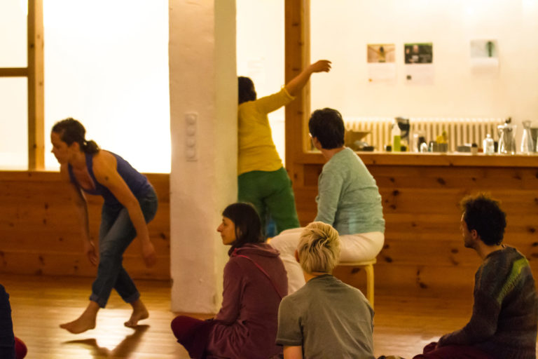 Performance Self In Dialogue